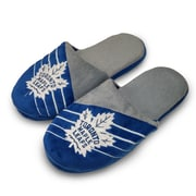 Forever Collectibles Toronto Maple Leafs Big Logo Slippers