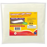 Educational Insights® Classroom Light Filters, Whisper White, 4/Pack