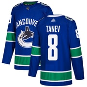 adidas Vancouver Canucks Christopher Tanev NHL Authentic Pro Home Jersey