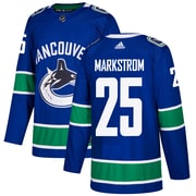 adidas Vancouver Canucks Jacob Markstrom NHL Authentic Pro Home Jersey