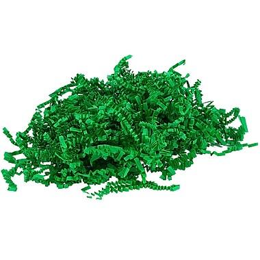JAM Paper® Shred Tissue Paper Krinkeleen, 2 oz., Green, Sold Individually (1196519)