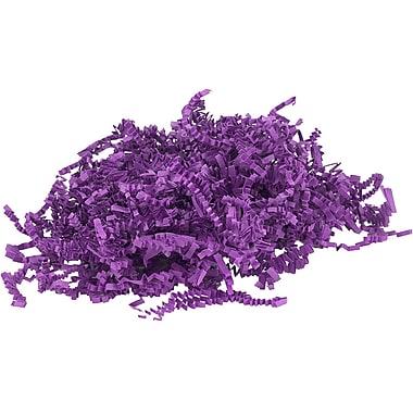 JAM Paper® Shred Tissue Paper Krinkeleen, 2 oz., Purple, Sold Individually (1192475)