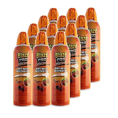 Blaze Pro Ant Nest Destoyer, 425g, 12/Pack (90424-12)