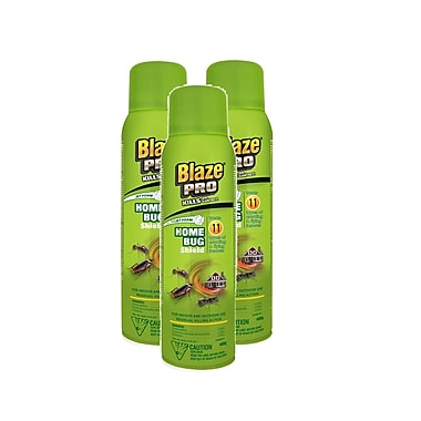 Blaze Pro Home Bug, Shield, 400g, 3/Pack (99906-3)