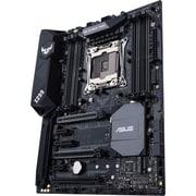 TUF The Ultimate Force X299 MARK 2 Desktop Motherboard, Intel Chipset, Socket R4 LGA-2066 (TUF X299 MARK 2)