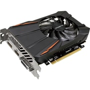 Gigabyte Ultra Durable 2 GV-RX560OC-2GD Radeon RX 560 Graphic Card, 1.19 GHz Core, 1.20 GHz Boost Clock, 2 GB GDDR5