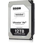 "HGST Ultrastar He12 HUH721212ALN600 12 TB 3.5"" Internal Hard Drive, SATA"
