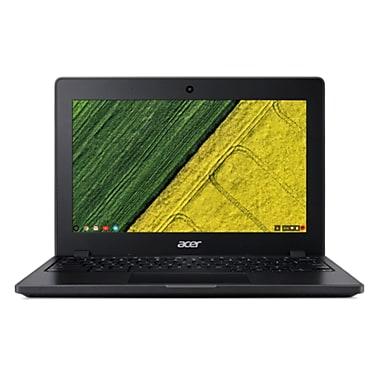 Acer - Chromebook C771-C8V5 NX.GNZAA.001 11,6 po, 1,6 GHz Intel Celeron 3855U, Flash 32 Go, LPDDR3 4 Go, Chrome OS