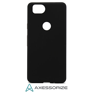 Axessorize COMBO Gel Case and Tempered Glass Screen Protector Google Pixel 2