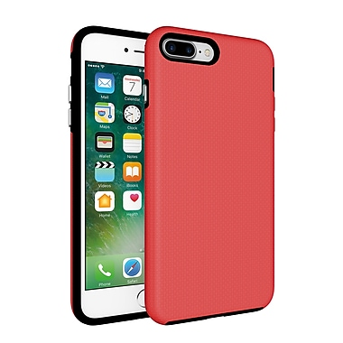 Axessorize PROTech iPhone 8/7 Plus, Coral Pink (IP7SPR1004)