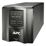 APC by Schneider Electric SMT750C 6 Outlets 540 Joule LCD Smart UPS, 6'