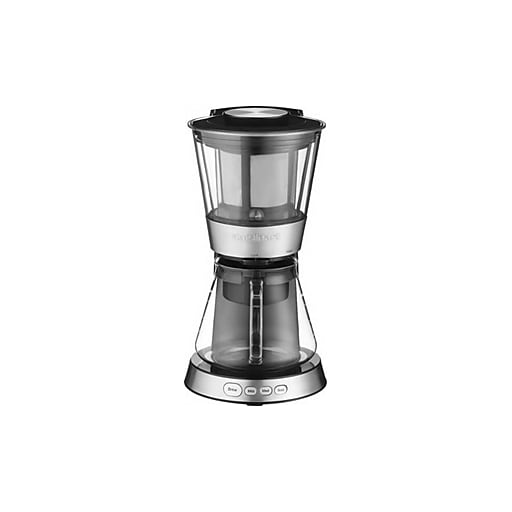 Cuisinart Automatic Coffee Maker, Black Stainless (DCB-10)