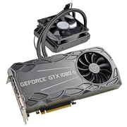 EVGA® GeForce GTX 1080 Ti FTW3 PCI Express 3.0 11GB GDDR5X Hybrid Gaming Graphic Card