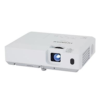 Hitachi CP-WX30LWN WXGA 1280 x 800 LCD Projector, White IM19U4796