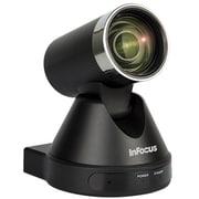 InFocus RealCam PTZ Video Conferencing Camera, 1080p, Black (INA-PTZ-4)