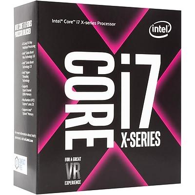 Intel® Core i7-7740X Desktop Processor, 4.3 GHz, Quad-Core, 8MB Cache (BX80677I57640X)