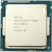 Intel® Core i7-4790K Desktop Processor, 4 GHz, Quad-Core, 8MB Cache (SR219)