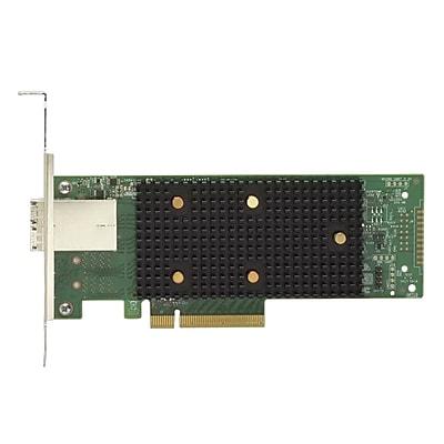 lenovo™ ThinkSystem SAS/SATA External Host Bus Adapter, 12 Gbps (430-8i)