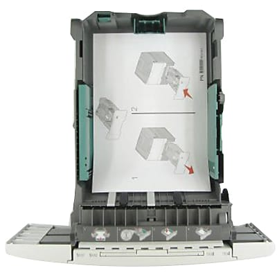 Lexmark™ 40X2285 Duo Drawer and MPF Tray Assembly for X548dte/X548de Printer