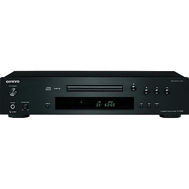 Onkyo® C-7030 Anti Vibration Chassis Compact Disc Player, Black
