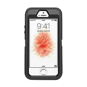 Otter Box Protective Case for iPhone 5/5S/SE, Black (77 55632) by