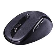 Rapoo 7100P Optical RF Wireless Mouse, Black (10027)