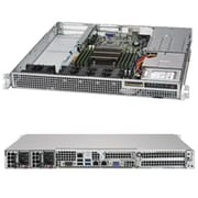 Supermicro® 1018R-WR 2 Bay Server with Dedicated LAN, SYS-1018R-WR