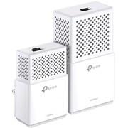 TP-LINK® TL-WPA7510KIT 1000 Mbps Gigabit Powerline ac Wi-Fi Kit, White