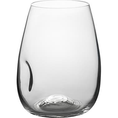 Trudeau - Verres à vin Azzura sans pied, 16 oz, 4/paquet