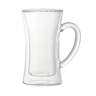 Trudeau® Duetto Double Wall Beer Stein 14.5 oz, 4/Pack