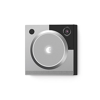 August Home Wi-Fi Video Doorbell Cam Pro, Silver (AUG-AB02-M02-S02-C)