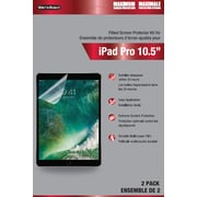 Fellowes® - Protecteur d'écran WriteRight Max Protection pour Apple iPad Pro 10,5 po, paq./2 (9626801)
