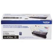 Brother TN436BK Toner Cartridge, Super High Yield (TN436BK)