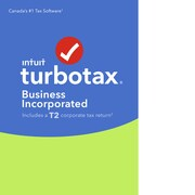 TurboTax Business Incorporated 2017, English, Windows [Download]