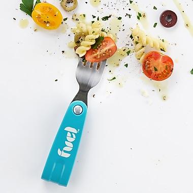 Fuel 2-Piece Foldable Cutlery Set (34008328)
