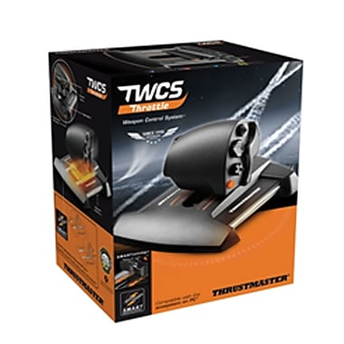 Guillemot Thrustmaster TWCS Throttle, PC