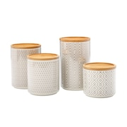Maxwell & Williams Ichacha Canister, Set of 4