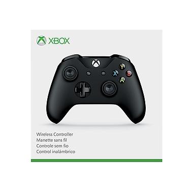Xbox One – Manette sans fil, noir