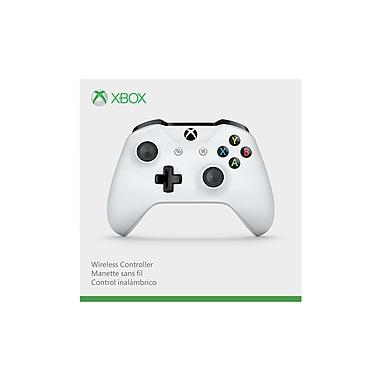 Xbox One – Manette sans fil, blanc