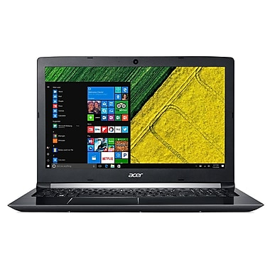 Acer - Portatif Aspire 5 NX.GTCAA.006 15,6 po, Intel Core i5-8250U 1,6 GHz, SSD 256 Go, DDR4 8 Go, Windows 10 Famille