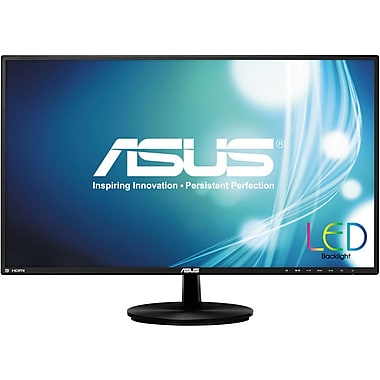 ASUS VN279Q 27-inch LCD Monitor, 1920 x 1080, 100000000:1, 5 ms