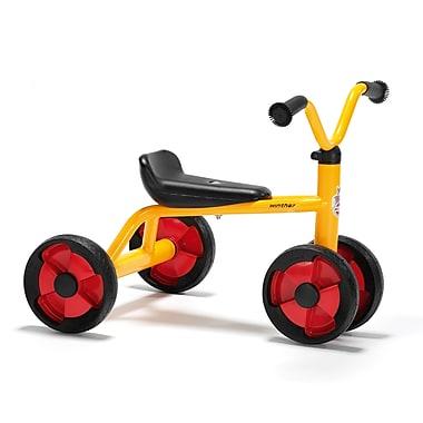 Push-Bike for one