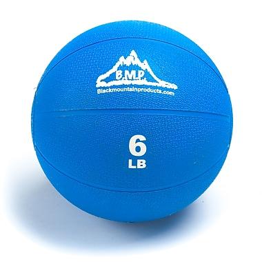Black Mountain Products Professional Medicine Slam Ball, 6 lbs (BMP Medicine 6)