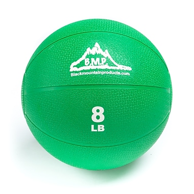 Black Mountain Products Professional Medicine Slam Ball, 8 lbs (BMP Medicine 8)