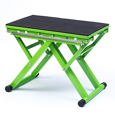 Black Mountain Products Adjustable Plyo Box Jump Training Plyometric Box, Green (Plyo Box Green)
