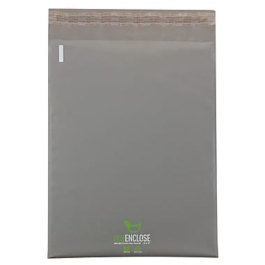 EcoEnclose Recycled Poly Mailer, 88% Recycled Content, 10
