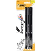 BIC Intensity Fineliner Marker Pen Set, 3/Pack