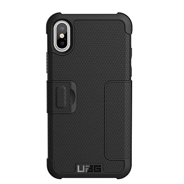 UAG Metropolis For Use With iPhone X, Black (IPH8EBL)