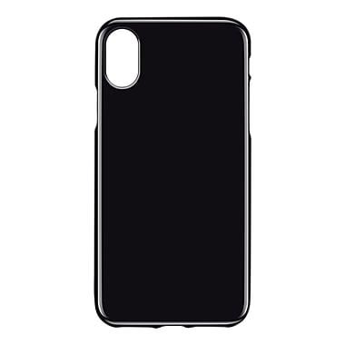 Blu Element - Étui en gel pour iPhone X, noir (BCTI8BK)