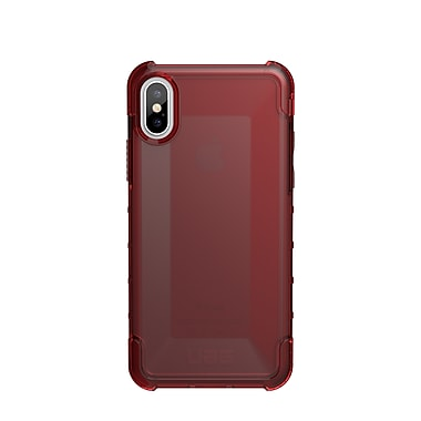 UAG - Étui Plyo pour iPhone X, rouge/transparent (IPH8YCR)